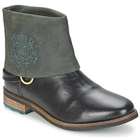 Schoenen Dames Laarzen Gaastra BONEFISH Zwart
