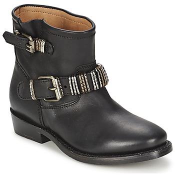 Schoenen Dames Laarzen Ash VICK Zwart
