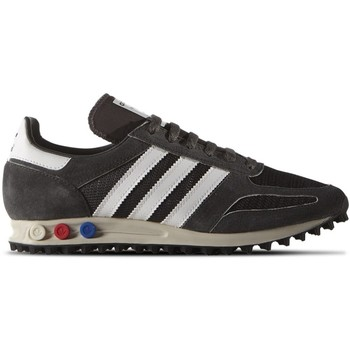 Schoenen Heren Lage sneakers adidas Originals LA Trainer OG Grafieten-Wit