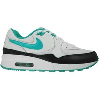 Schoenen Dames Lage sneakers Nike Wmns Air Max Light Essential Zwart-Wit-Turquoise