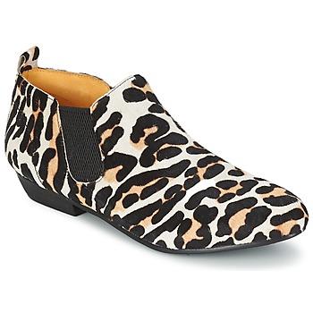 Schoenen Dames Laarzen Buffalo SASSY Luipaard