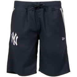 Textiel Heren Korte broeken / Bermuda's New Era MLB New York Yankees Short Diamond Era Blauw