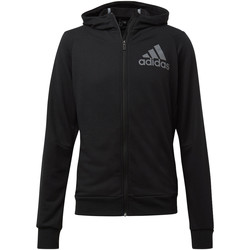 Textiel Heren Trainings jassen adidas Performance Prime Hoodie Zwart