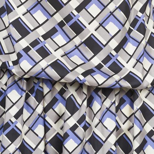 Manoush Mosaique Grijs / Zwart - Gratis Levering qMgnU6