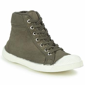 Schoenen Hoge sneakers Bensimon TENNIS MID Taupe