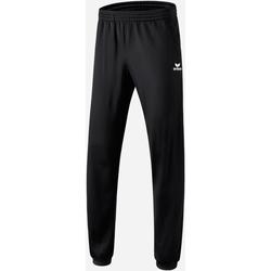 Textiel Heren Trainingsbroeken Erima Pantalon d'entraînement avec bas-côté  Classic Team noir