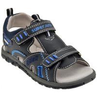 Schoenen Jongens Sandalen / Open schoenen Super Jump  Blauw