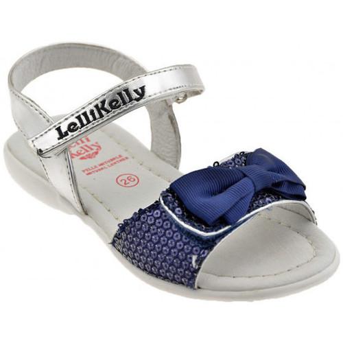 Schoenen Meisjes Sandalen / Open schoenen Lelli Kelly  Blauw