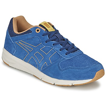 Schoenen Lage sneakers Onitsuka Tiger SHAW RUNNER Blauw