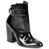 Schoenen Dames Low boots Paul & Joe MARCELA Zwart