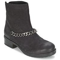 Schoenen Dames Laarzen Redskins LEPICA Zwart