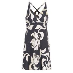 Textiel Dames Korte jurken Patagonia AMBER Zwart / Wit
