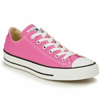 Schoenen Dames Lage sneakers Converse All Star OX Roze