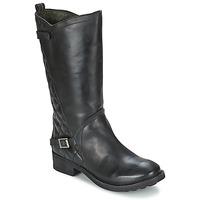 Schoenen Dames Hoge laarzen Barbour HARLEY Zwart
