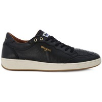 Schoenen Heren Sneakers Blauer SNEAKER LEATHER    156,4