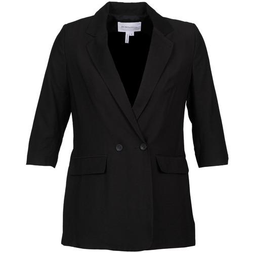 Textiel Dames Jasjes / Blazers BCBGeneration ISABEL Zwart
