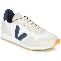 Schoenen Lage sneakers Veja SDU Wit / Blauw / Beige