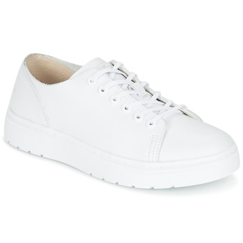 Schoenen Laarzen Dr Martens DANTE Wit