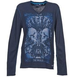 Textiel Heren Truien Le Temps des Cerises BREG Blauw