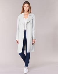 Textiel Dames Trenchcoats Armani jeans HAVANOMA Wit