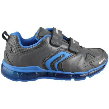 Schoenen Kinderen Lage sneakers Geox ANDROID B.D. LUCES AZUL