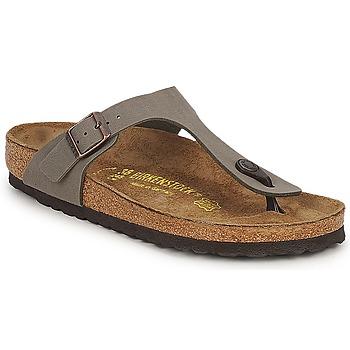 Schoenen Sandalen / Open schoenen Birkenstock GIZEH Steen