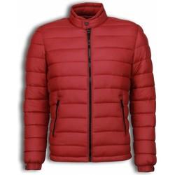 Textiel Heren Dons gevoerde jassen Enos Winterjassen - Heren Winterjas Kort - Down Jack 8