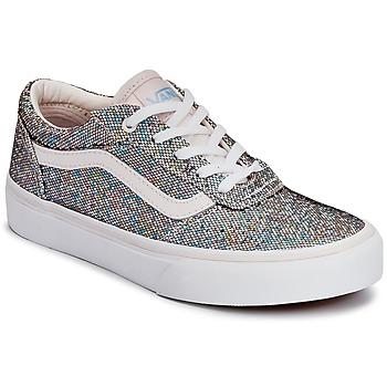 Schoenen Kinderen Lage sneakers Vans MILTON Pailletten / Multi
