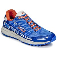Schoenen Heren Running / trail Columbia BAJADA™ III Blauw / OranJe