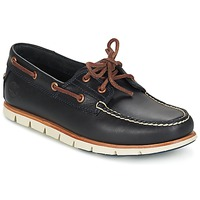 Schoenen Heren Bootschoenen Timberland TIDELANDS 2 EYE Blauw