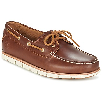 Schoenen Heren Bootschoenen Timberland TIDELANDS 2 EYE Bruin