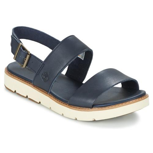 Schoenen Dames Sandalen / Open schoenen Timberland BAILEY PARK SLINGBACK Marine