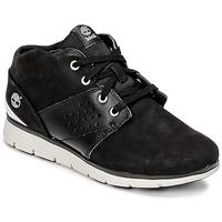 Schoenen Jongens Hoge sneakers Timberland KILLINGTON CHUKKA Zwart