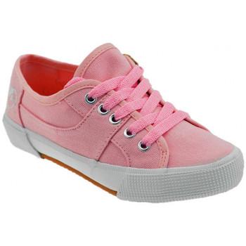 Schoenen Meisjes Lage sneakers Lumberjack  Roze