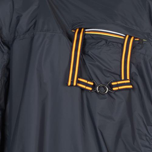 K-Way LE VRAI CLAUDE 3.0 Marine - Gratis levering  Textiel Windjack
