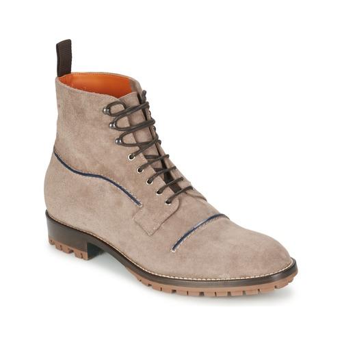 Schoenen Heren Laarzen Etro E174 Taupe