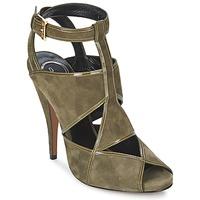Schoenen Dames Sandalen / Open schoenen Etro 3025 Kaki
