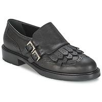 Schoenen Dames Derby Etro 3096 Zwart