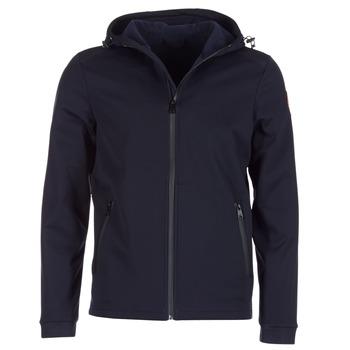 Textiel Heren Wind jackets Napapijri ADDISON Marine