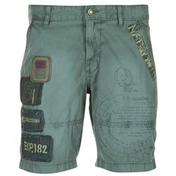 Textiel Heren Korte broeken / Bermuda's Napapijri NARWEE Kaki