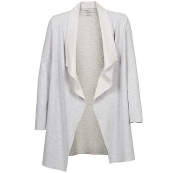 Textiel Dames Vesten / Cardigans Majestic 2002 Ecru