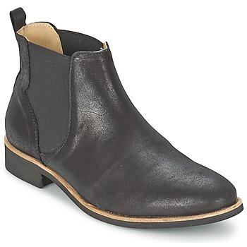 Schoenen Dames Laarzen Petite Mendigote LONDRES Zwart