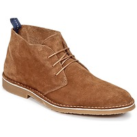 Schoenen Heren Laarzen Selected ROYCE NEW Camel