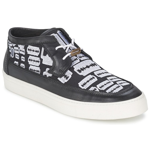 Schoenen Heren Hoge sneakers McQ Alexander McQueen 353659 Zwart