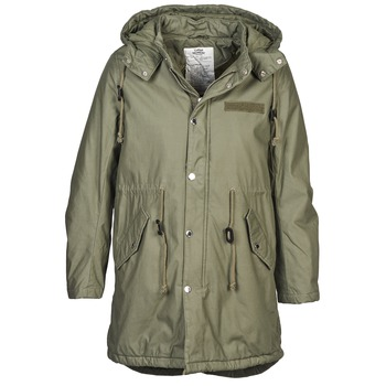 Textiel Dames Parka jassen Cheap Monday WANTED Kaki