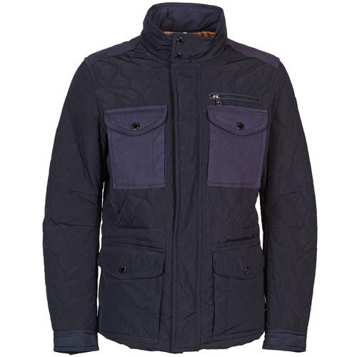 Textiel Heren Wind jackets Napapijri AVEGA Marine