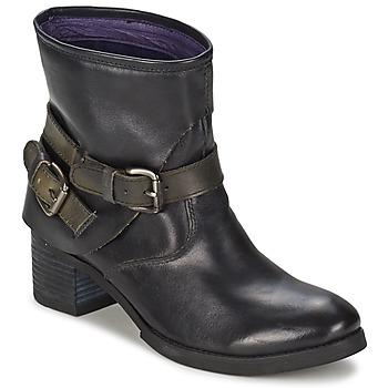 Schoenen Dames Enkellaarzen Kdopa TRACY Zwart