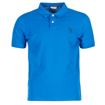 Textiel Heren Polo's korte mouwen U.S Polo Assn. INSTITUTIONAL Blauw