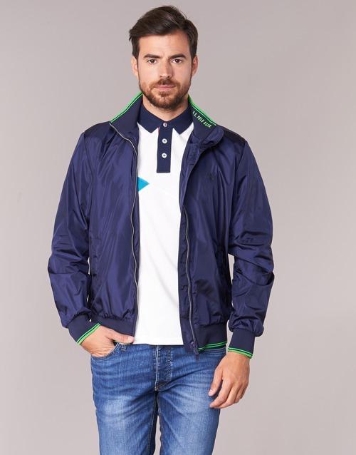 Textiel Heren Wind jackets U.S Polo Assn. SHARK Marine