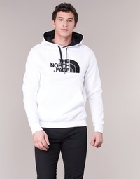 Textiel Heren Sweaters / Sweatshirts The North Face DREW PEAK PULLOVER HOODIE Wit